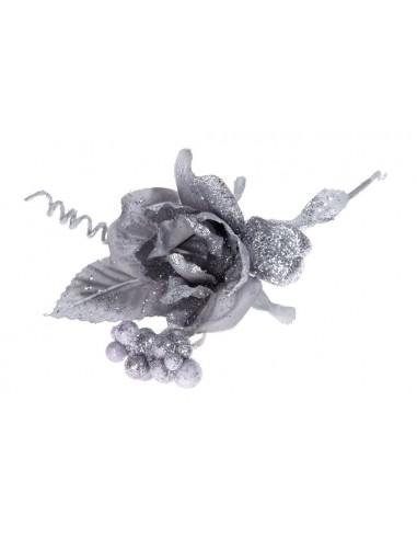 Róża srebrna